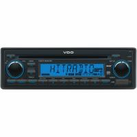 VDO 12V - CD/MP3/WMA/USB - CDD718UB-BU